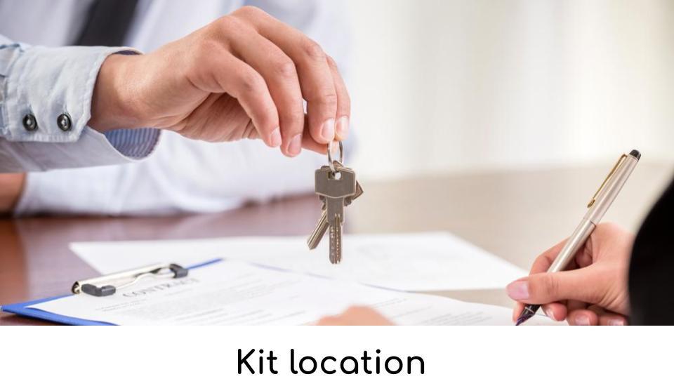 Kit location