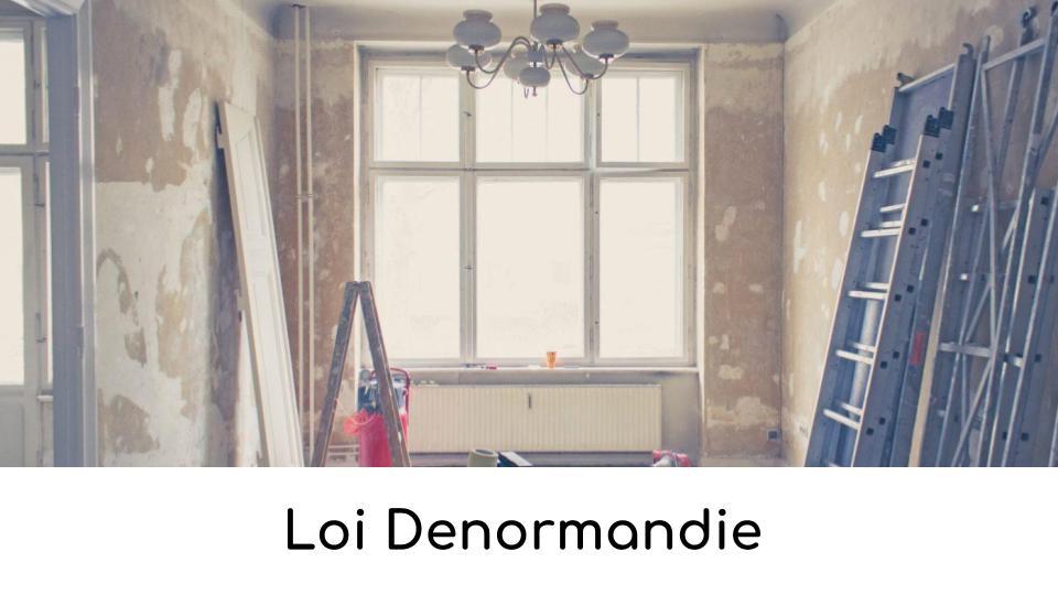 Loi Denormandie