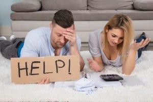 Capacité de remboursement surendettement
