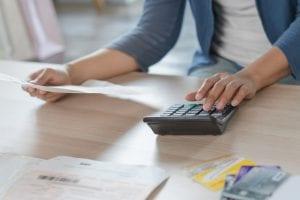 calcul capacité d'emprunt