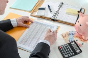 Calcul taux d'endettement crédit immobilier
