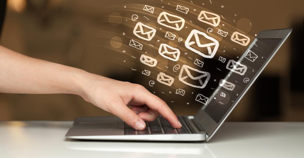 Offre de prêt courrier électronique