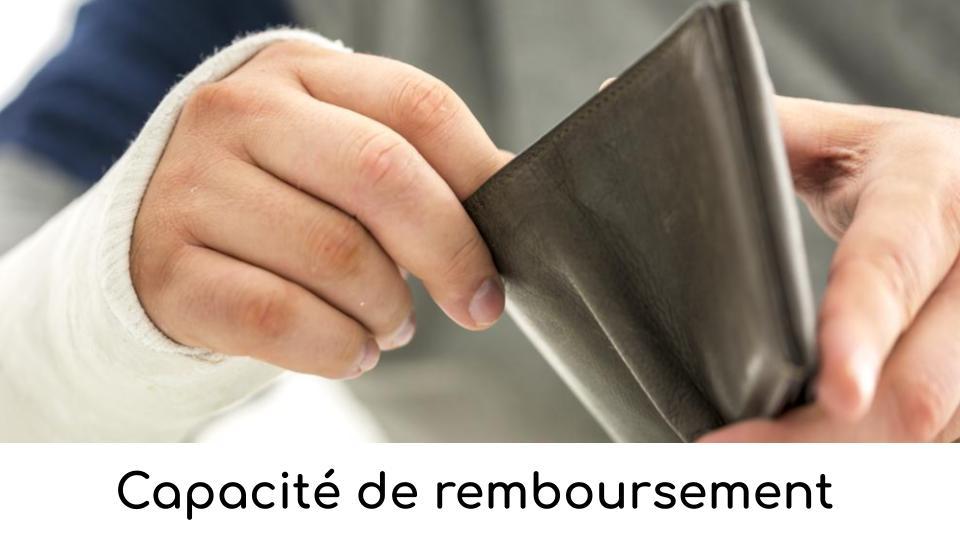 Capacité de remboursement