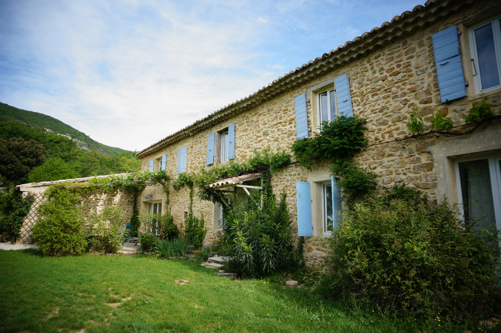 Confinement dynamise immobilier campagne