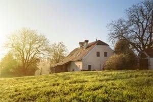 Confinement immobilier campagne environnement