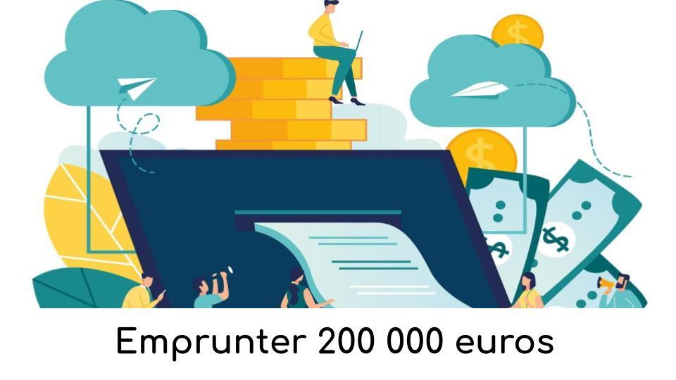 emprunter-200-000-euros