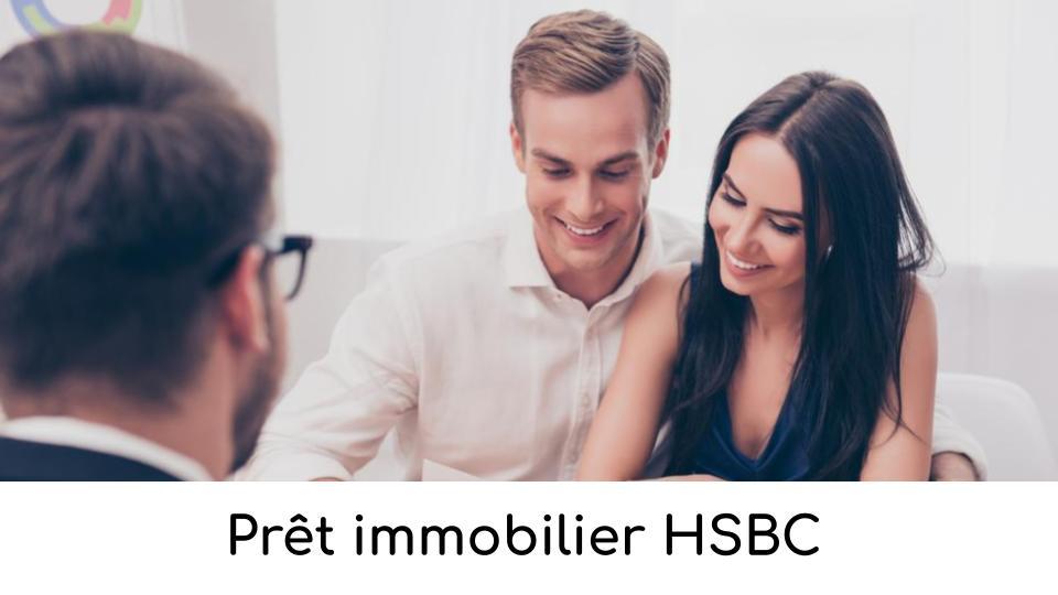Prêt immobilier HSBC