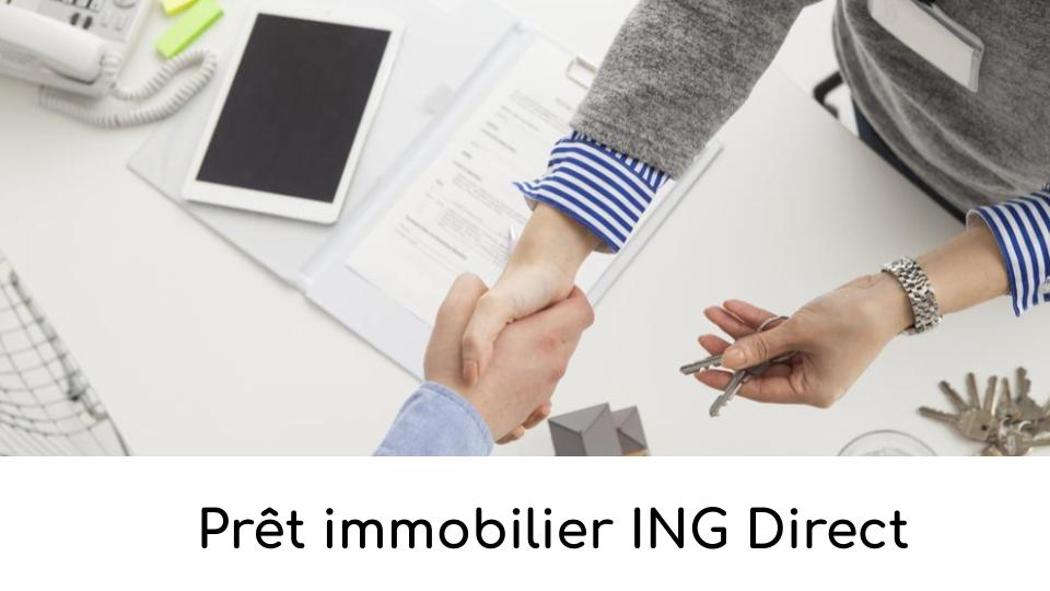 Prêt immobilier ING Direct