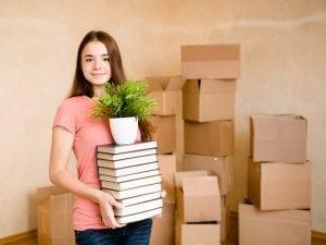 Nouvelle attestation déménagement étudiant