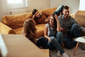 Acheter un bien immobilier à plusieurs amis