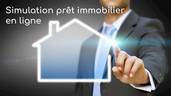Simulation prêt immobilier en ligne