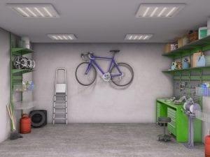 état des lieux location garage