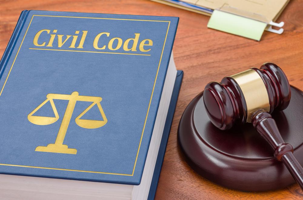 Code civil pour le bail professionnel