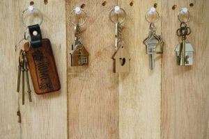 Signature du bail, état des lieux et remise des clés