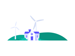 contrat gaz vert